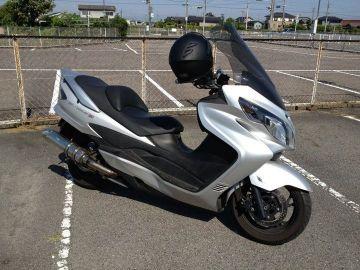 gakigaki_302さん:「SKYWAVE250 [スカイウェイブ] (CJ44A -)」とオーナーレビュー