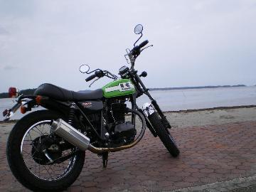ガツさん:「G. and his bike」とオーナーレビュー