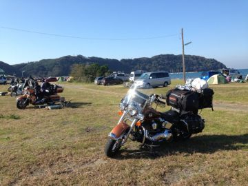 KEN_KEN_4649さん:「旅バイク3号機 へリクラ」とオーナーレビュー