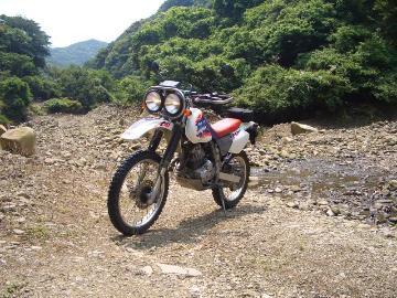 ジャンさん:「XR250 Baja」とオーナーレビュー