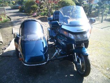 superbike1198sさん:「GL1500+sidecar」とオーナーレビュー