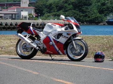 みっちゅんさん:「FZR400RR-SP」とオーナーレビュー