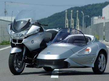 総理さん:「R1200RT+サイドカー(ABEZ)」とオーナーレビュー