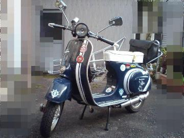 msさん:「Vespa 50S vintage」とオーナーレビュー