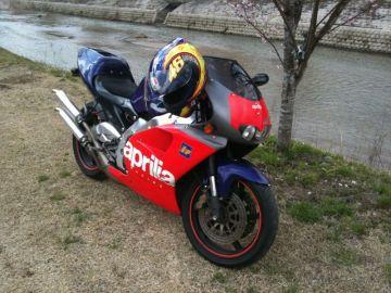 kiki☆goeさん:「Aprilia RS250 レジアーニ」とオーナーレビュー