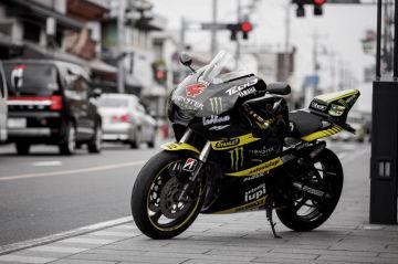 Gさん:「TZR-M1 Monster Yamaha Tech3」とオーナーレビュー