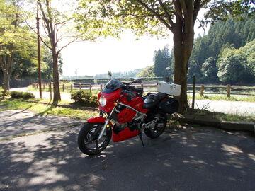 朝3マンモスさん:「Long distance touring VTR」とオーナーレビュー