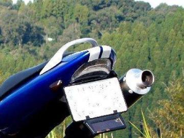 ハッチさん:「CBR1000RR LEDテール仕様」とオーナーレビュー