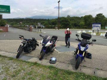富士山一周!! | Webikeツーリング