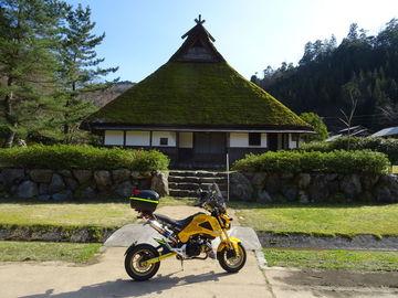 京都府道110,781号線から日本海でした。 | Webikeツーリング