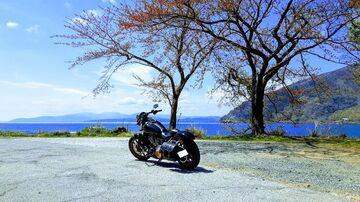 『奥琵琶湖パークウェイ』・・・48日ぶりのライドは天気に恵まれサイコーの一日 | Webikeツーリング