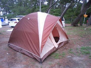 初めてのキャンプ | Webikeツーリング