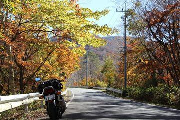 秋めく上州バイク一人旅、走りの赤城山と榛名山へ   Webikeツーリング