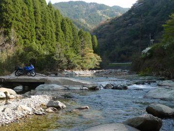 山国川下りツーリング | Webikeツーリング