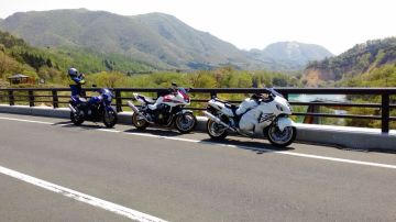 栗駒山へ   Webikeツーリング