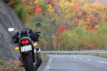 いで湯の北関東バイク一人旅、天空の野反湖へ | Webikeツーリング
