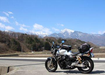 神代桜~桃源郷へ/甲州バイク旅 NO.2 | Webikeツーリング