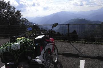 本州最南端~熊野三山キャンプツーリング二日目   Webikeツーリング