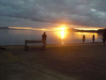 天候と夕日と安全に感謝!! | Webikeツーリング