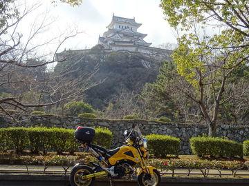 GROMエンジン復活慣らしに、姫路・相生方面 | Webikeツーリング