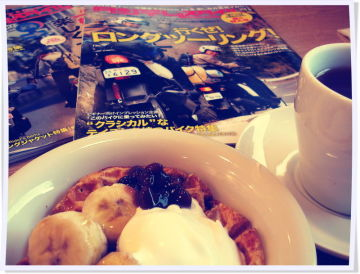 雨の日の暇つぶし(2)食べてばっかり朝食バイキング | Webikeツーリング