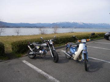琵琶湖 | Webikeツーリング