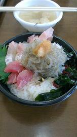 淡路島で 生シラス丼  | Webikeツーリング