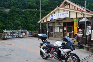 明宝ハムを購入したくて富山県~岐阜県の有名街道走行+観光地巡り(1) | Webikeツーリング
