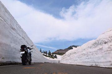 雪の回廊を見に行こう! 志賀草津高原ルート開通♪ | Webikeツーリング