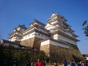 世界遺産「姫路城」   Webikeツーリング