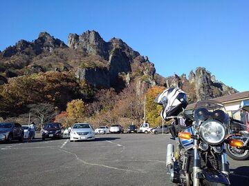 秋の妙義山へ/信州ツーリング   Webikeツーリング