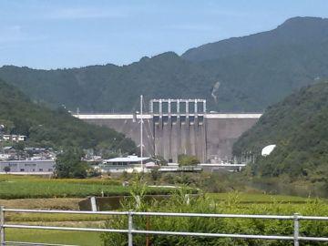早明浦ダムを~見に行こう!! | Webikeツーリング