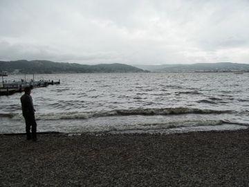 諏訪湖畔グルメとバルーンフェスティバル! | Webikeツーリング