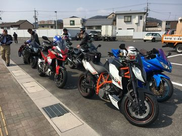 KMT 天一&ズリズリツーリング(3月19日) | Webikeツーリング