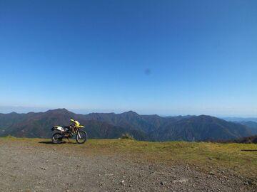 外でご飯を食べたい!ので剣山スーパー林道まで行ってきました。 | Webikeツーリング