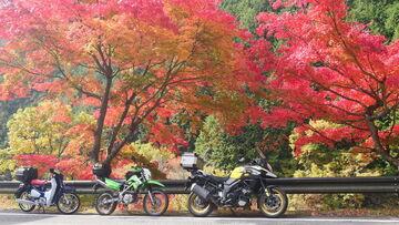 ウェビ友さんと天川村へ紅葉を見に行こう♪ | Webikeツーリング