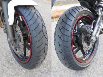 タイヤ交換完了! 皮むきツーがてら、紅葉散策にお出掛け Part1 | Webikeツーリング