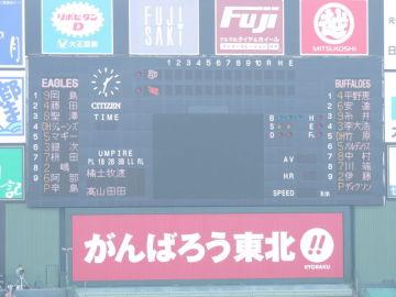 楽天イーグルス応援 & 北のスタンプツーリング!! | Webikeツーリング
