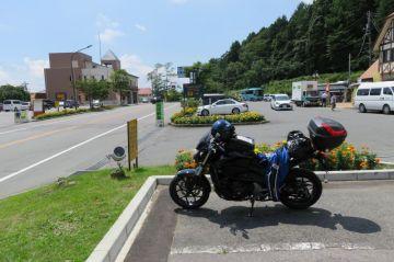 暑い時は何処でも暑い(志賀高原、湯田中、車山高原) | Webikeツーリング