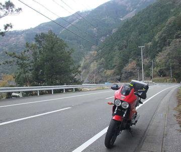 R168 十津川 | Webikeツーリング