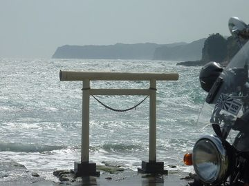 暴走林道を愉しみながらの水上鳥居めぐり...(^^)♪ | Webikeツーリング