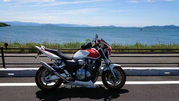 琵琶湖半周~蕎麦~SOX2りんかんツー@CB1300SF | Webikeツーリング