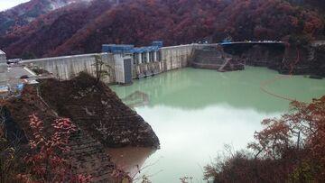 一)八ッ場ダムの紅葉と感謝の気持ち   Webikeツーリング