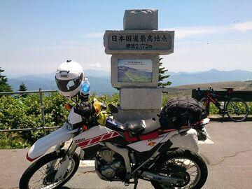 夏渋峠ツーリング 日帰り698km周回コース | Webikeツーリング
