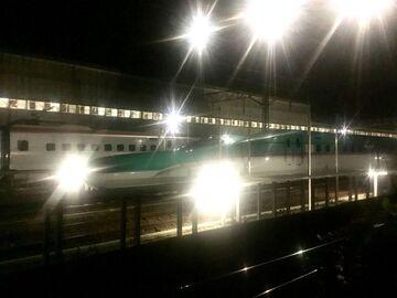 新幹線に乗れないけど、見て来た。 | Webikeツーリング