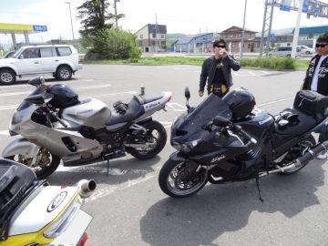 TOKOさんと愉快な仲間達ツー!IN北海道!!\(^o^)/ | Webikeツーリング