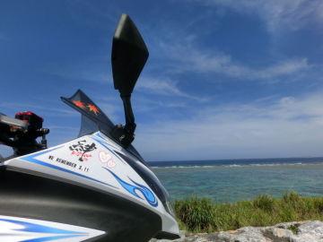 本島1周ついでに、ちゅら海水族館 | Webikeツーリング