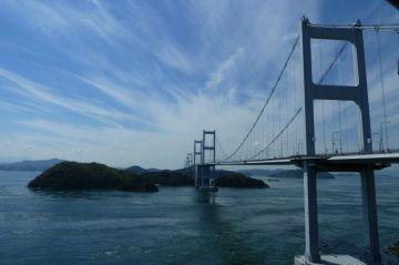 ビバ原付☆しまなみ海道来島海峡大橋   Webikeツーリング