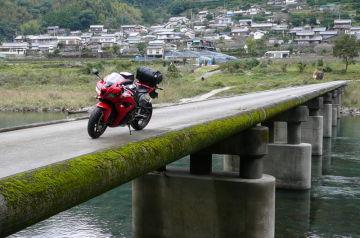 浅尾の沈下橋 | Webikeツーリング