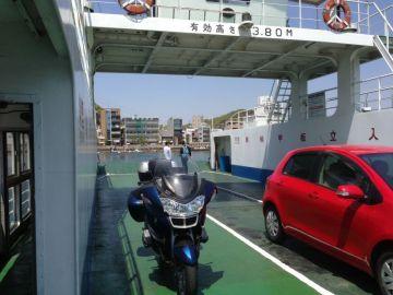 尾道⇔向島の渡し船 | Webikeツーリング